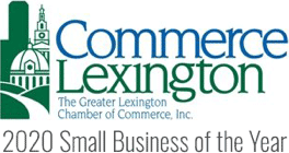 Commerce Lexington 2020 Small Business of the Year